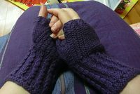 May 2010 - Handwerks Mystery Gloves